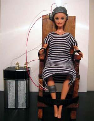 elektro-barbie coming to town!