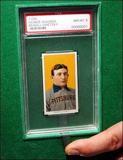 die teuerste baseballkarte der welt