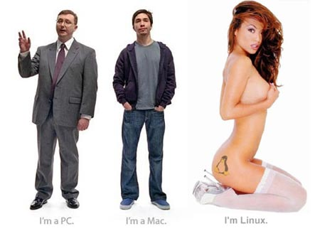 pc vs. mac vs. lnx